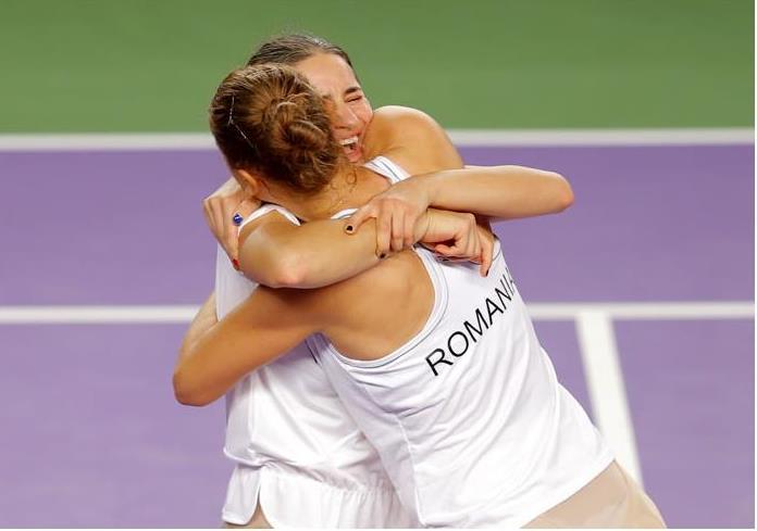 România a învins Spania în Fed Cup