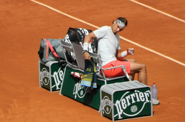 Nadal Sitting 1