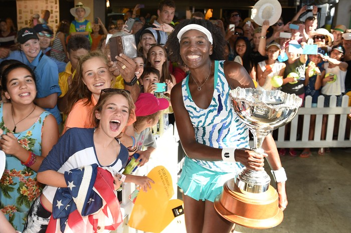 Venus Williams ASB Classic
