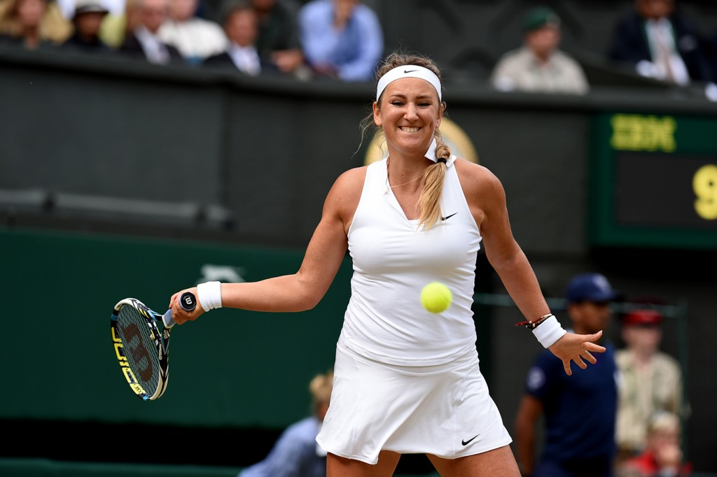 Williams și Azarenka