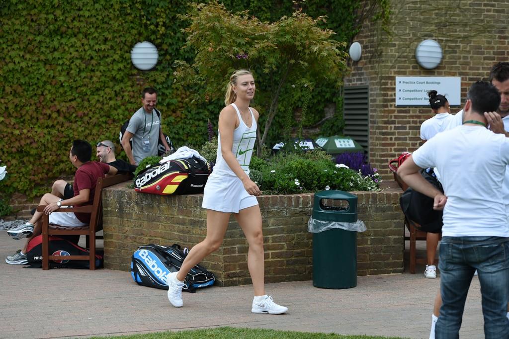 Turneul feminin de la Wimbledon