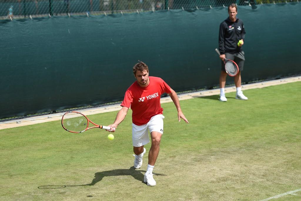 Tabloul masculin de la Wimbledon