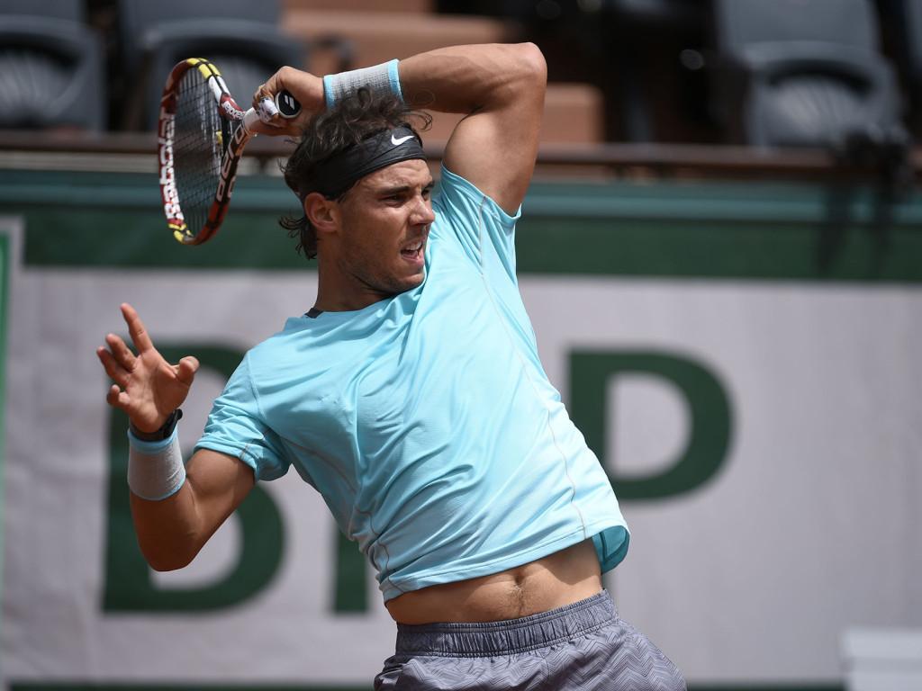 Rafael Nadal sezonul de zgură
