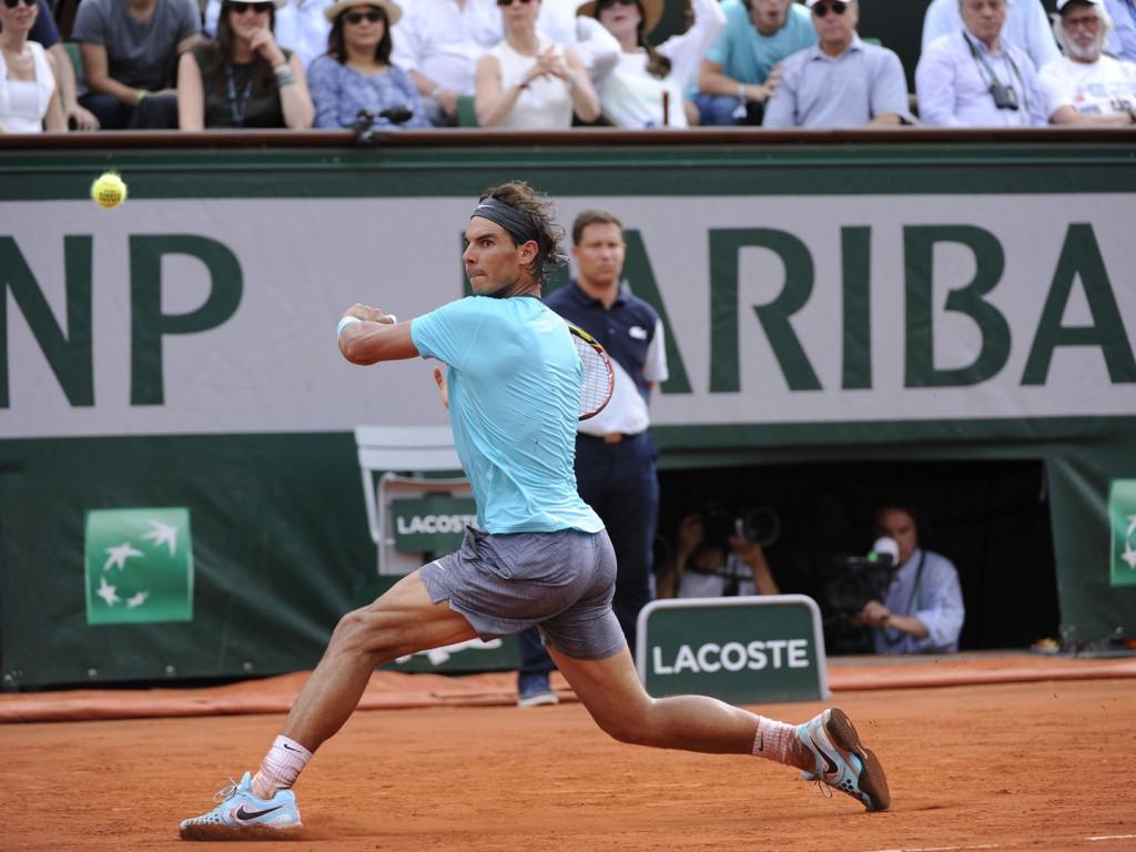 Rafael Nadal la Roland Garros