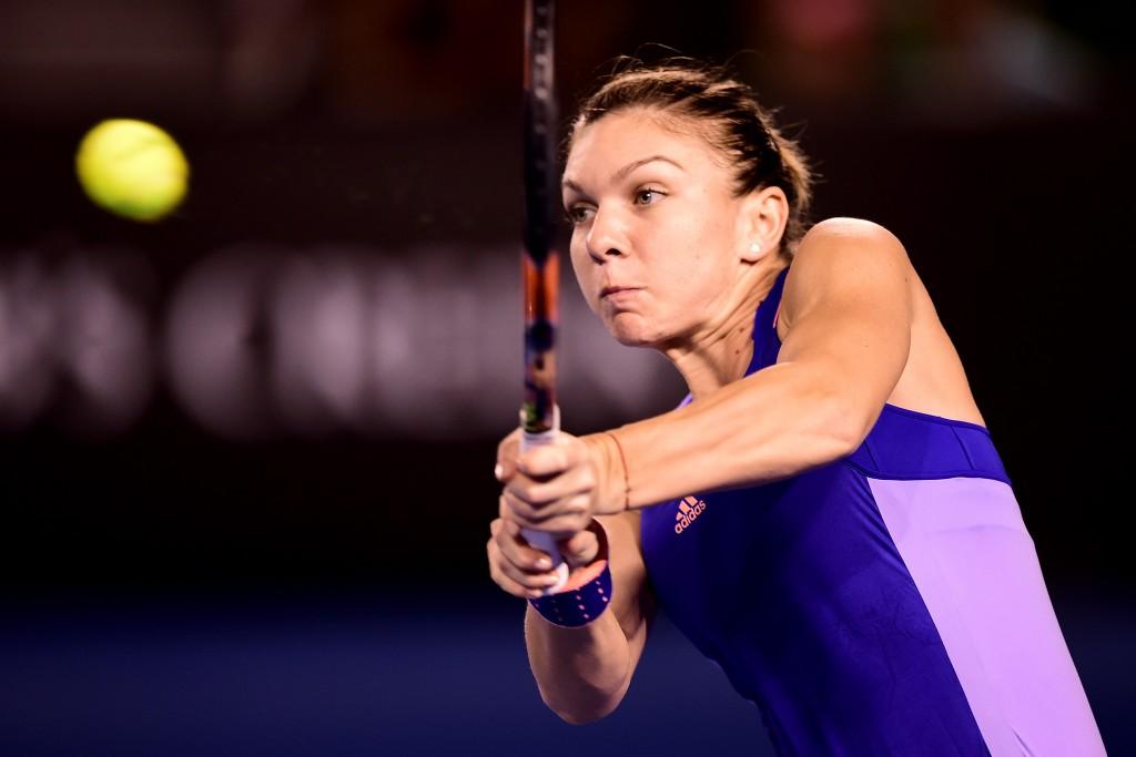 Simona Halep - Tabloul feminin de la Indian Wells