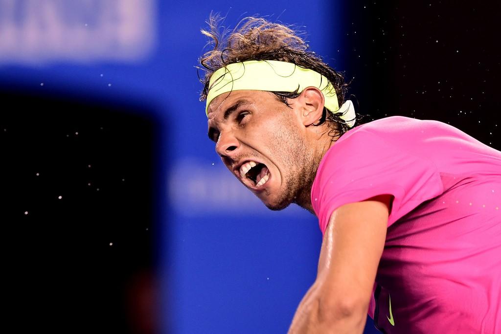 Rafael Nadal la Australian Open 2015