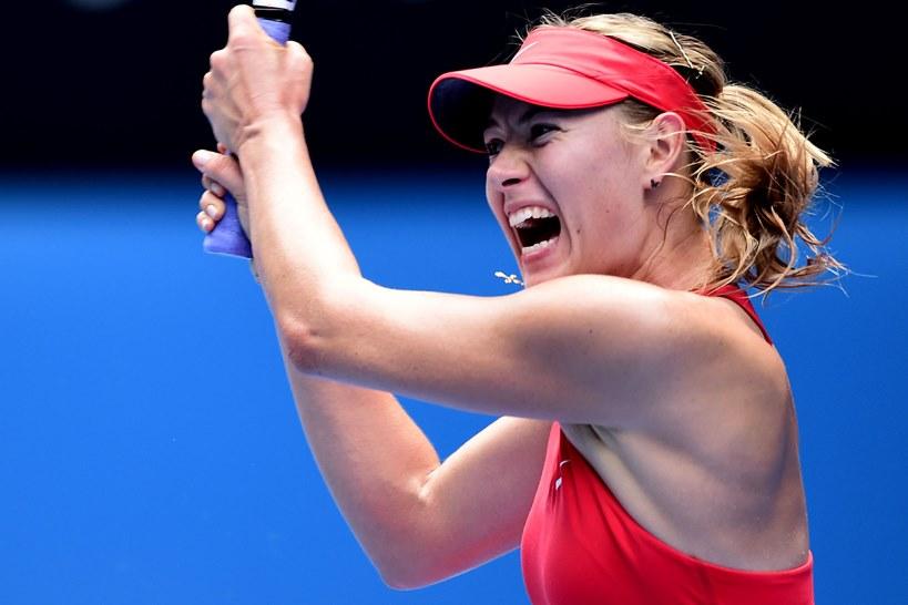 Maria Sharapova la Australian open 2015