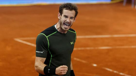 Murray Roland Garros