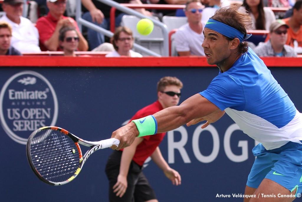 Foto: Arturo Velazquez/Tennis Canada