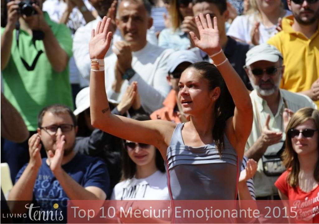 Andreea Mitu Roland Garros