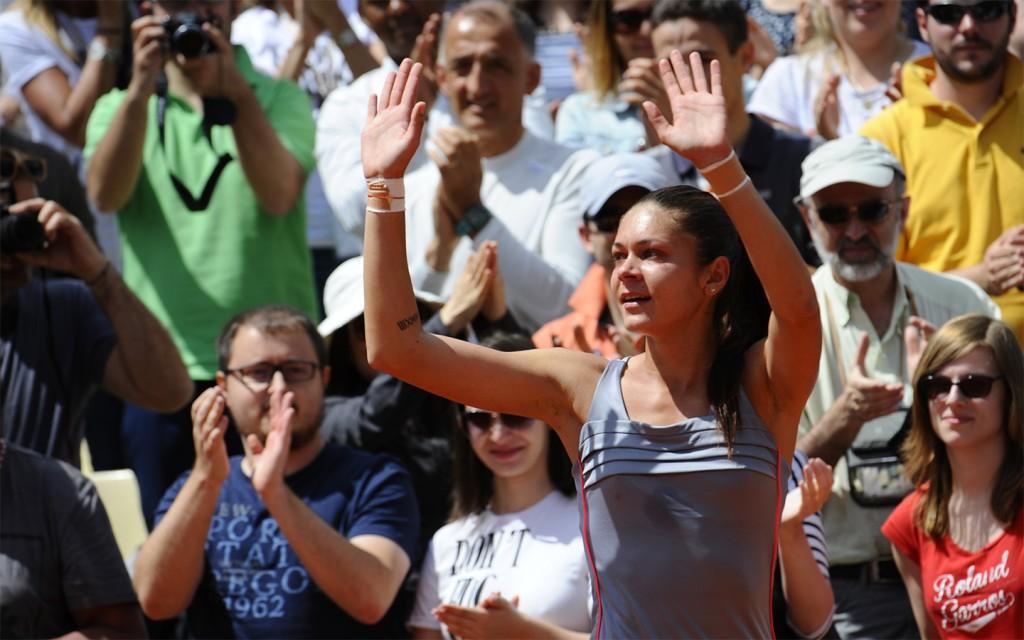 Foto: Federația Franceză de Tenis