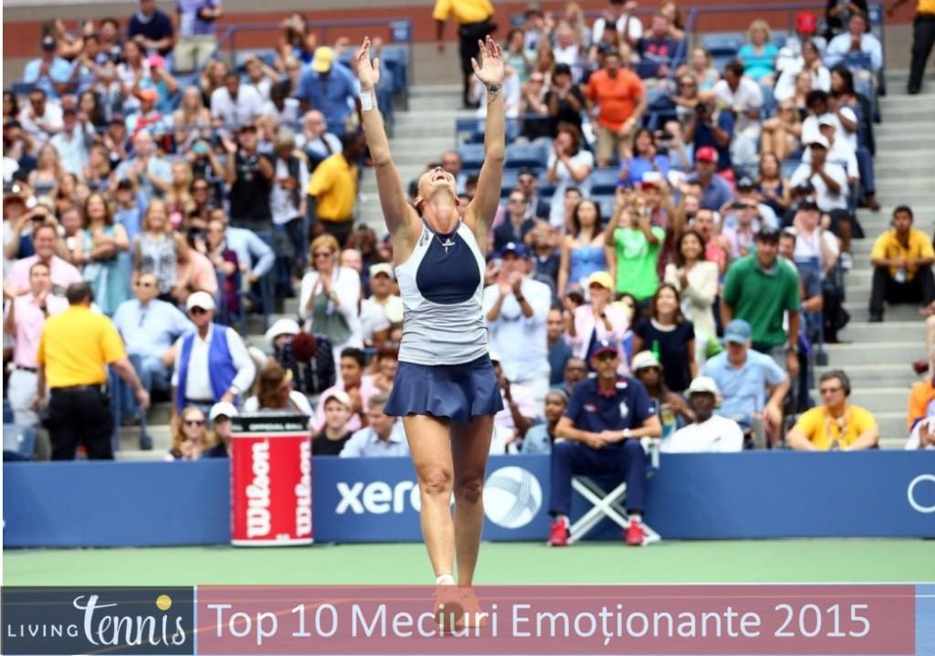 Flavia Pennetta US Open