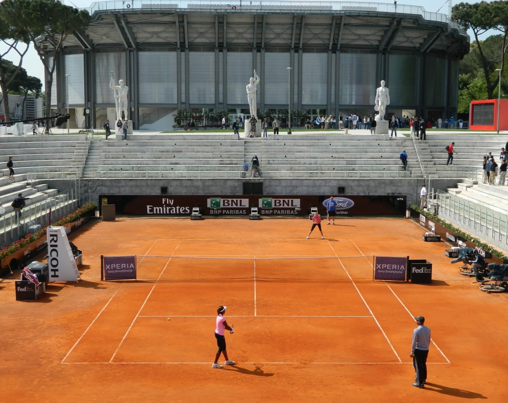 Pietrangeli court (2)