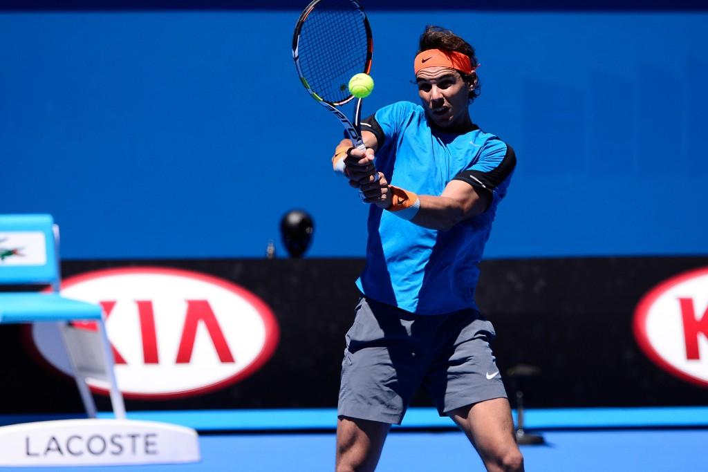 Rafael Nadal Australian Open 2015