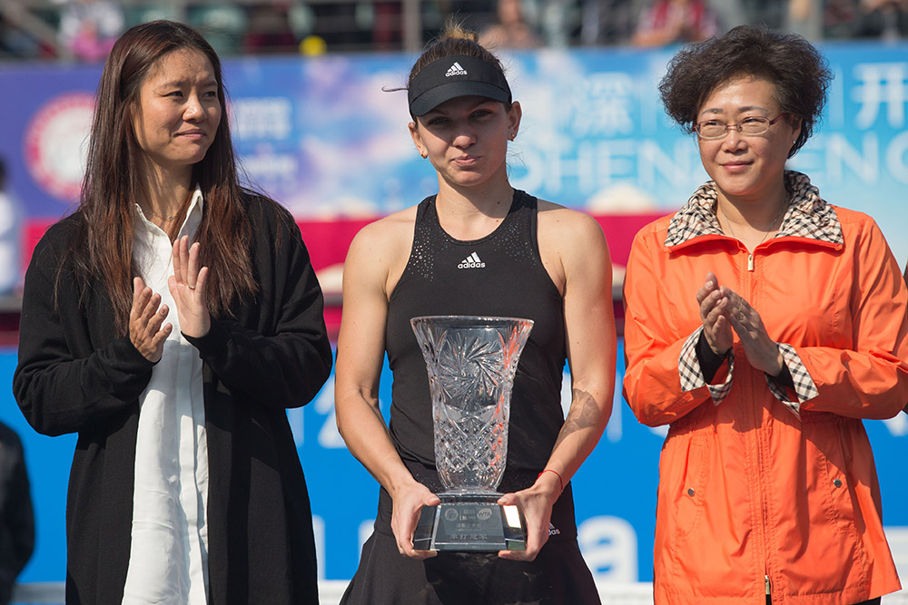 Foto: Shenzhen Open