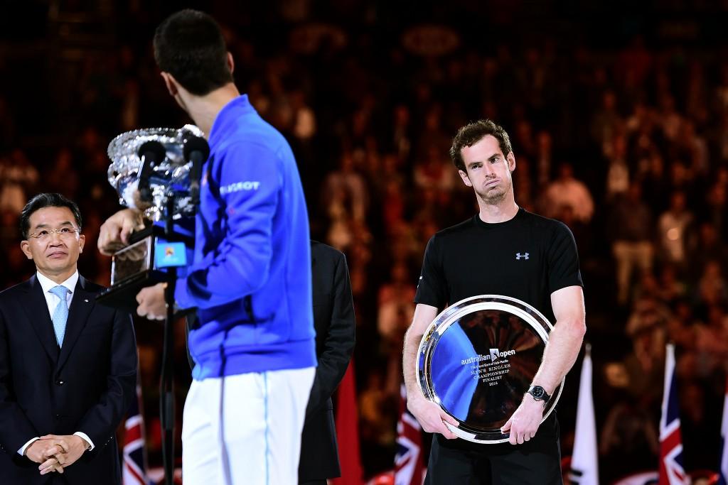 Djokovic Murray Australian Open