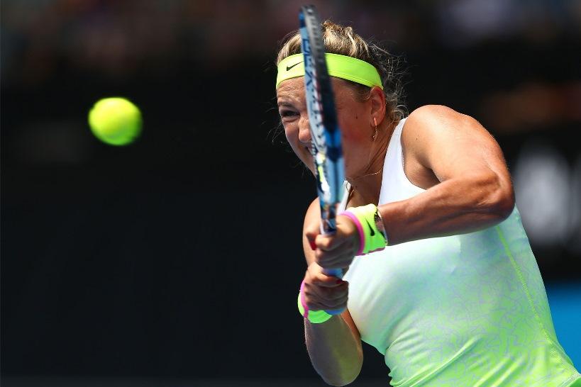 Australian Open 2015 Victoria Azarenka