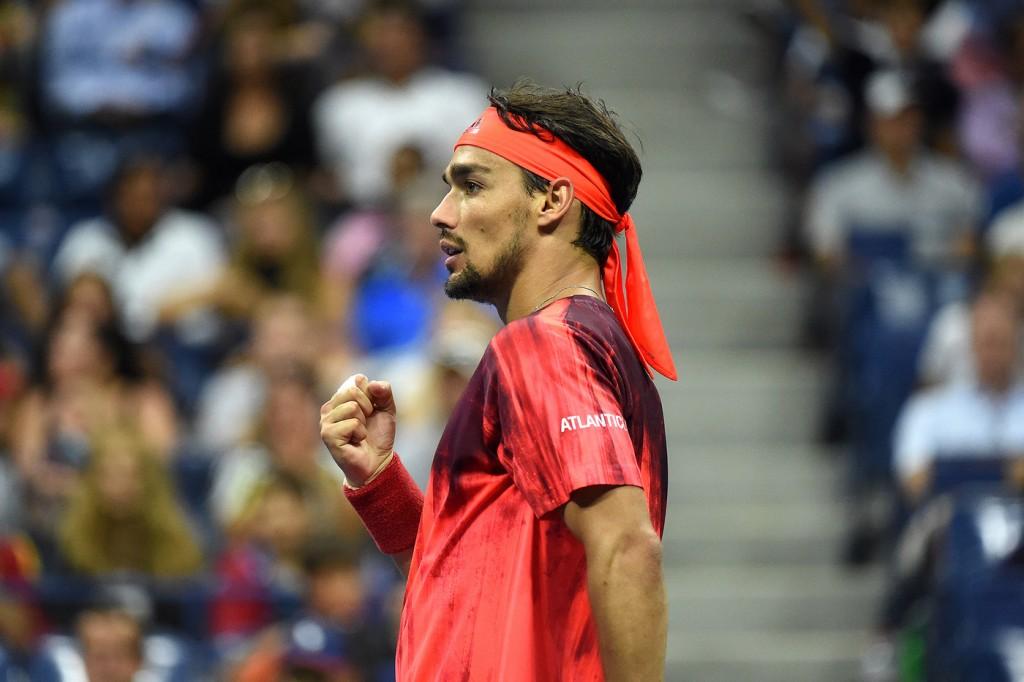 Rafa Nadal eliminat de Fabio Fognini de la US Open