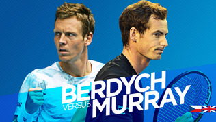Berdych vs Murray