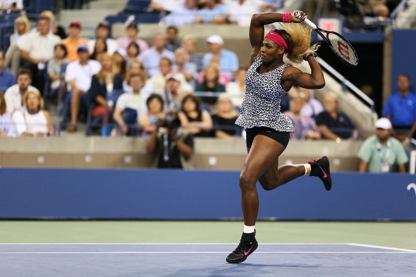 Serena Williams, Rhyne atpw522